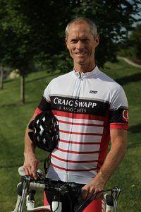Cycling Attorney Richard Gray JD